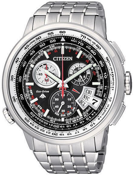 Citizen Eco Drive Promaster BY0010 52E Wrist Watch for Men