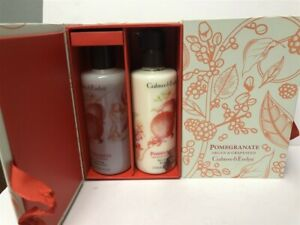 Lot-of-2-Crabtree-amp-Evelyn-Pomegranate-Duo-Set-8-5-oz-250-ml-See-details
