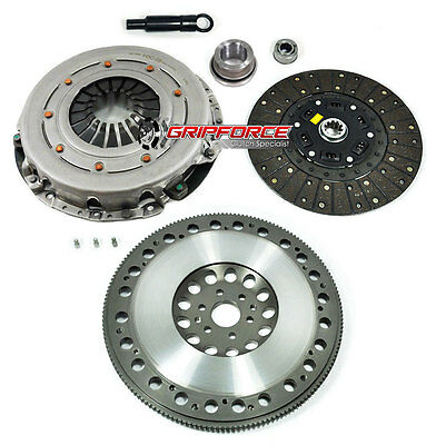 CLUTCHXPERTS STAGE 3 CLUTCH KIT fits 2//2001-2004 FORD MUSTANG GT 4.6L TR3650