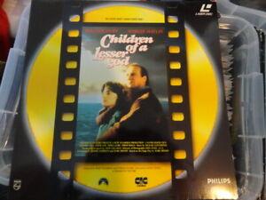 039-Children-Of-A-Lesser-God-039-1991-Dutch-Edition-Laser-Disc-PAL
