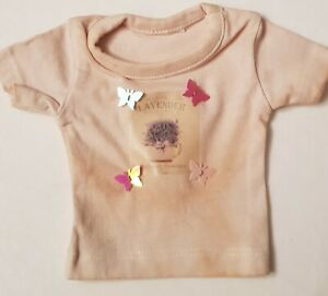 New-T-Shirt-IN-Shabby-Style-For-Approx-9-13-16-12-5-8in-Bears-Oder-Doll