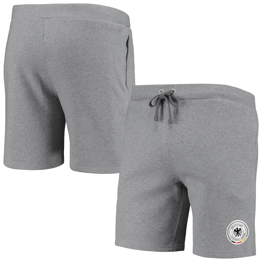 Germany Football Men's Shorts Fanatics DFB Small Crest Sweat Shorts - New