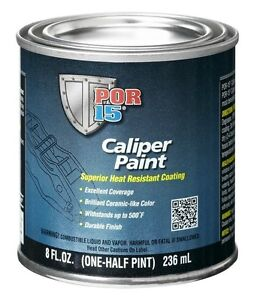 New POR-15 Caliper Paint - Silver - 8 oz.