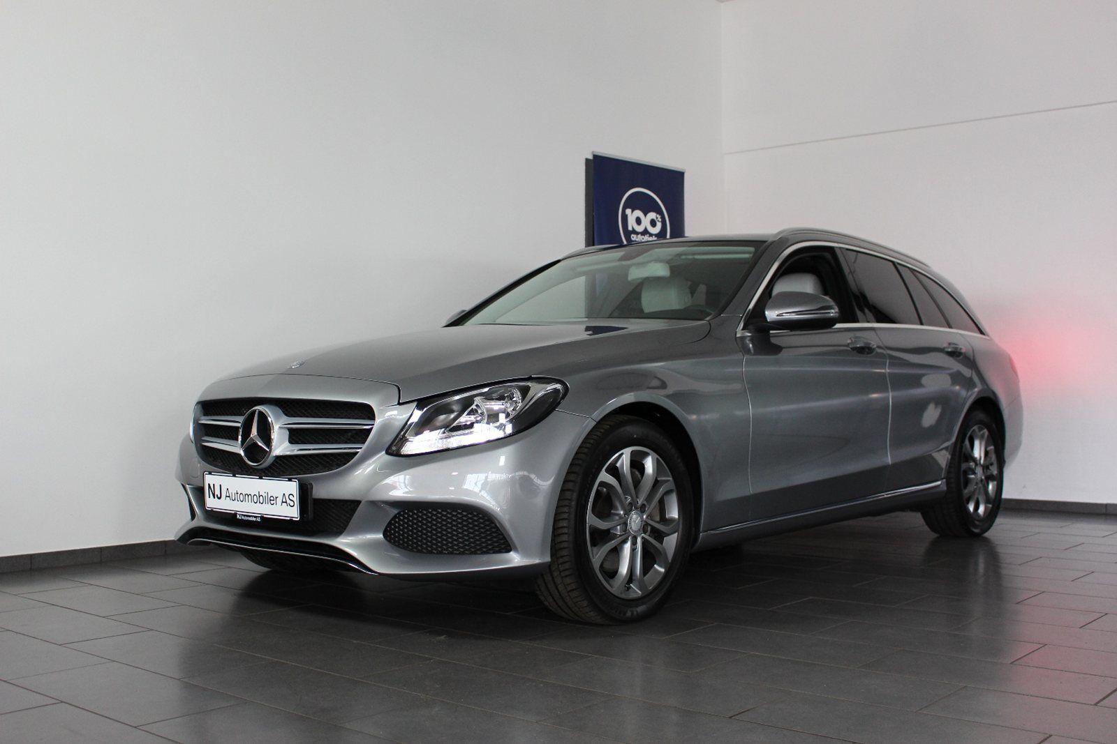 Mercedes C250 d 2,2 stc. aut. 5d - 479.900 kr.