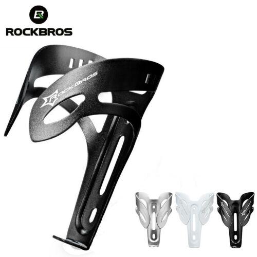 RockBros Bike Bicycle Aluminium Alloy Standard Water Bottle Cage Holder 1pcs
