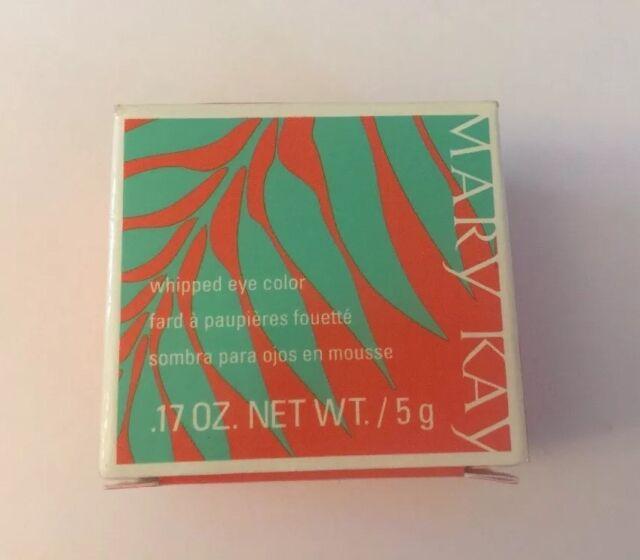 Mary Kay Whipped Eye Color Cream Shadow Seafoam Green 080573 Fresh