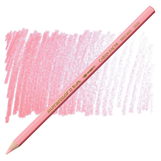 3d1b9e4f8f3d CARAN D ache Supracolor Soft Watersoluble Pencil Salmon Pink