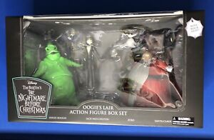 Dst Christmas 2020 SDCC 2020 DST Nightmare Before Christmas DLX Lighted OOGIES LAIR