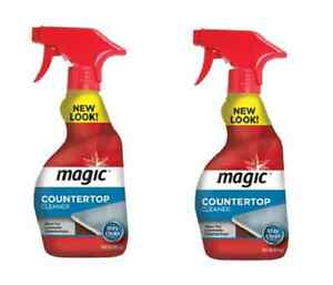 Image Is Loading Magic Company Countertop Solid Surface Cleaner 14oz
