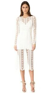 ALICE-MCCALL-NWT-420-Like-a-Dream-Embroidered-Lace-Dress-Size-US-6