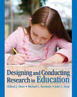Designing and Conducting Research in Education by John L. Hosp, Clifford J. Drew, Michael L. Hardman (Paperback, 2007)