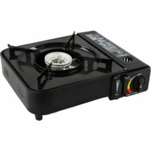 NEW TOPFLAME PORTABLE BUTANE GAS STOVE CAMPING COOKER HEATER HIGH QUALITY