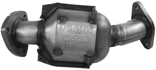 Catalytic Converter-EPA Ultra Direct Fit Converter Front Right Walker 16710