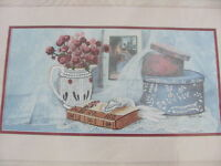 Vtg Bucilla Stitchery Craft Kit Once Upon A Time 40282 Glynda Turley Nip