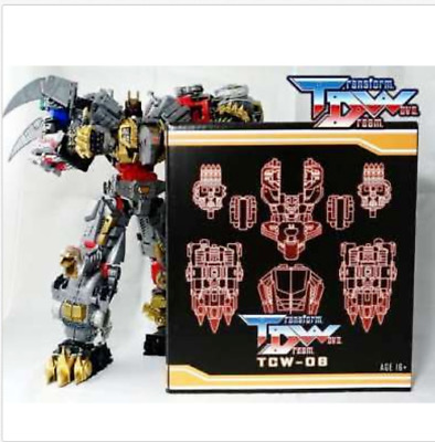 Transformers TDW-06 TCW-06 Upgrade Set for Dinobots in stock new