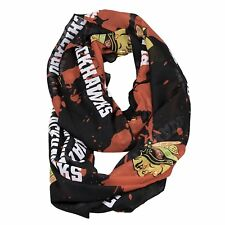 NFL Baltimore Ravens Silky Spatter Infinity Scarf