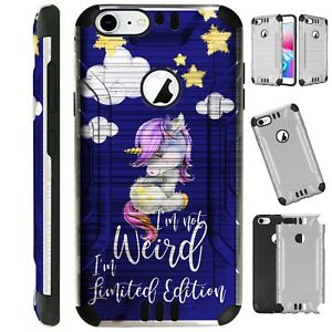 SILVER-GUARD-For-iPhone-Samsung-Galaxy-Phone-CaseCover-UNICORN-LIMITED-EDITION