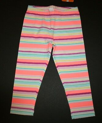 NWT Gymboree Girls Bright Ideas Pink Geo Leggings Size 5 6 7 8 10 /& 12