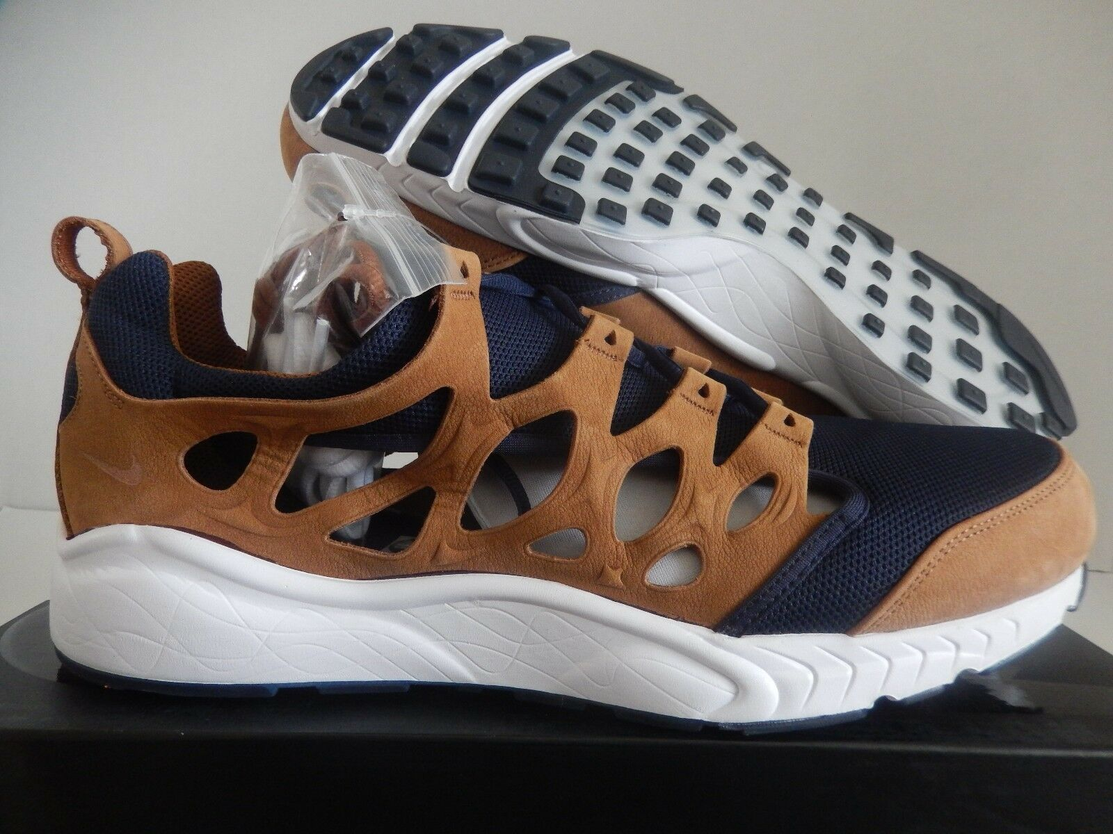 NIKE AIR ZOOM CHALAPUKA HAZELNUT-DENIM BLUE SZ 15