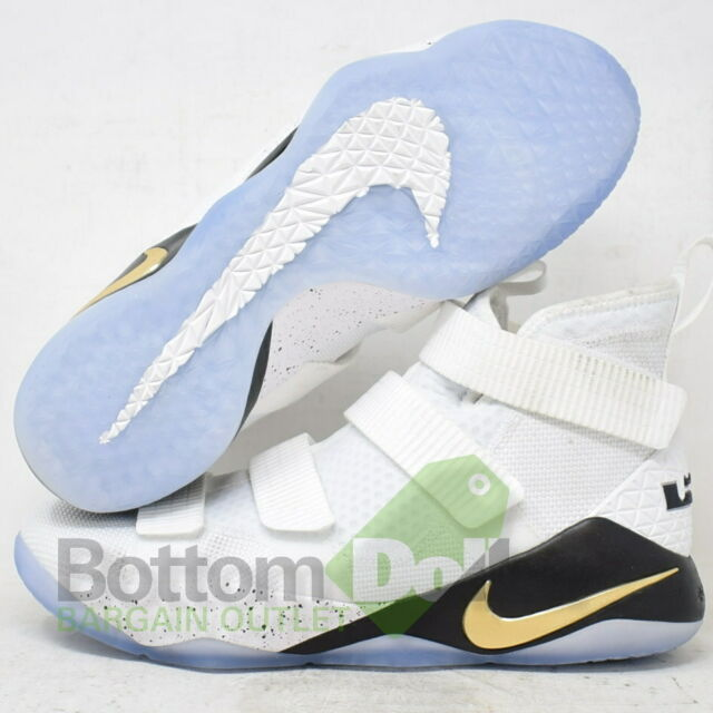 designer fashion 9b496 f804a Nike 897644-101 Men's Lebron Soldier XI
