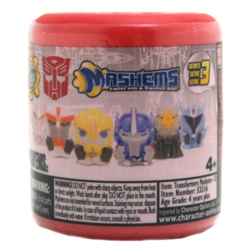 neuf série 3 Transformers mash/'s aveugle capsule