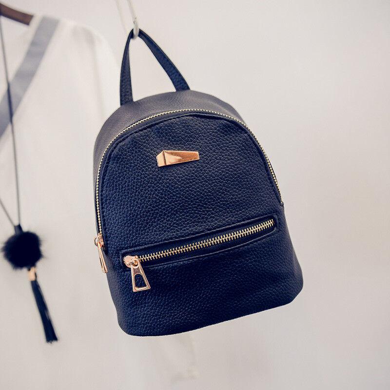 33531e6576c31 1Pc Mini Backpack Purse Small Backpack Shoulder Rucksack Bag for Women Girls  7 7 of 11 ...