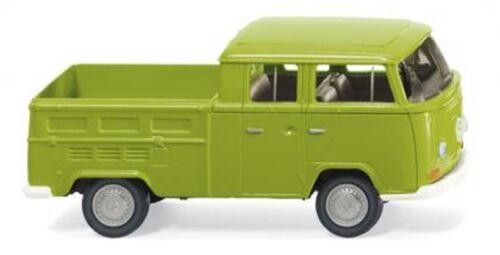 Ausverkauft!! VW T2 Doppelkabine 1:87 /_NEU//OVP Wiking 031401