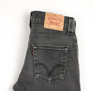 Levi-039-s-Strauss-amp-Co-Hommes-511-Slim-Extensible-Taille-W33-L28-ARZ975