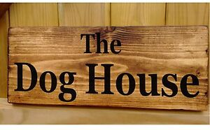 KRAFTYGIFTS Chihuahua Dog House Number Slate Name Gate Sign Plaque Door Personalised DSL19