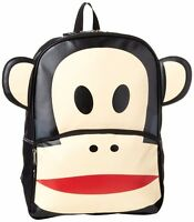 Paul Frank Julius Big Face Puffy Ears School Backpack 16 Large School Bag