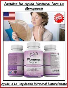 pastillas de color ámbar para la menopausia