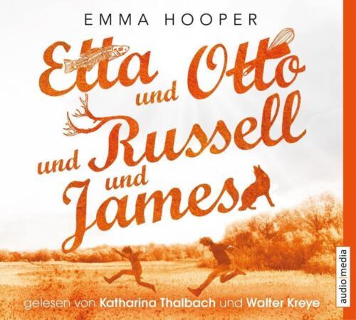 1 von 1 - Etta und Otto und Russell und James von Emma Hooper (2015)