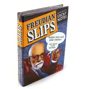 Freudian Slips Sticky Notes - Pembrokeshire, United Kingdom - Freudian Slips Sticky Notes - Pembrokeshire, United Kingdom