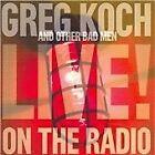 Greg Koch - Live On The Radio (2008)