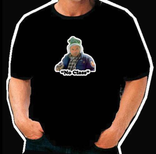 Paulie Rocky No Class funny retro  T Shirt