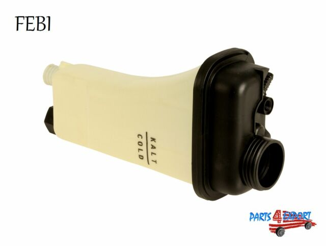 NEW BMW E36 325i Coolant Expansion Tank Radiator WaterOverflowRecoveryReservoir