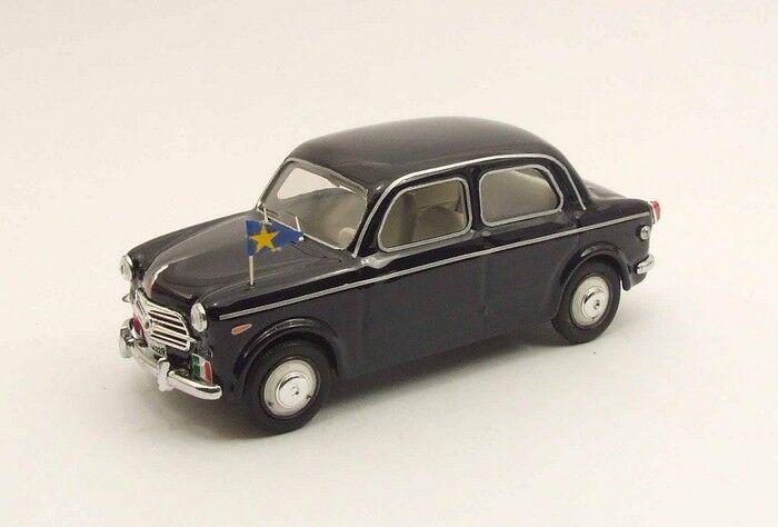 Rio 4359 - Fiat 1100 103 TV Armée de Terre Italienne voiture du Général 1955