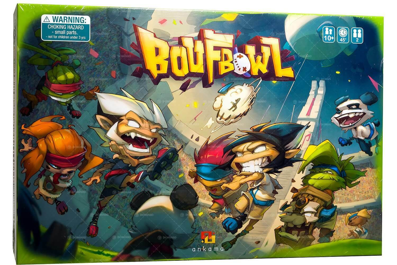 Boufbowl Board Game Ankama 154