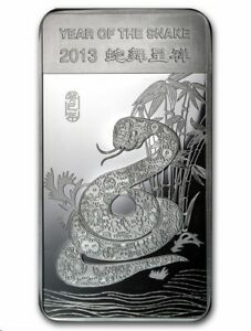 2013-Lunar-Year-of-the-Snake-Mint-Sealed-1-2-oz-Fine-Silver-Bar