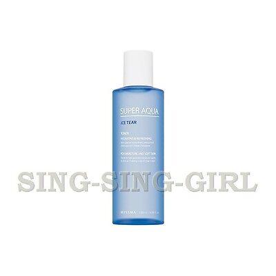 Missha Super Aqua Ice Tear Toner 180ml Hydrating & Moisturizer SING-SING-GIRL