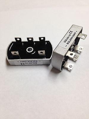 Lot of 20 1 amp 1000 volt  bridge rectifier