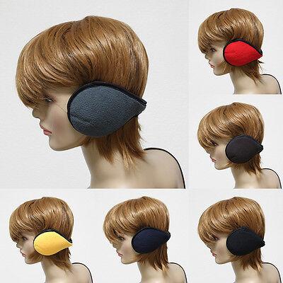 earwarmer ear muffs fleece winter ear warmers mens womens. Black Bedroom Furniture Sets. Home Design Ideas