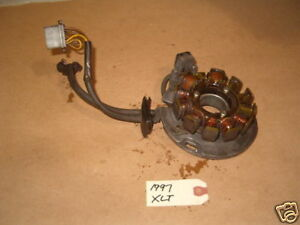 POLARIS XLT STATOR AND PICKUP COIL