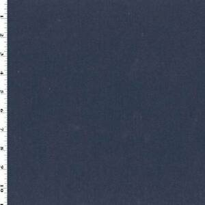 Dark-Navy-Blue-Tropical-Wool-Blend-Suiting-Fabric-By-The-Yard
