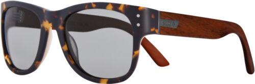 Shred Sonnenbrille Sunglasses braun Belushki Muster Nodistortion™