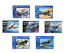 Revell-Model-Kits-WW2-Aircraft-Military-Planes-British-German-USA-Craft-Kit-1-72 thumbnail 9