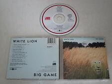 WHITE LION/BIG GAME (ATLANTIC 781 969-2) CD ALBUM