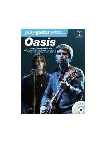 Play Guitar With... Oasis, New Books