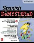 Spanish Demystified by Jenny Petrow (Paperback, 2016)