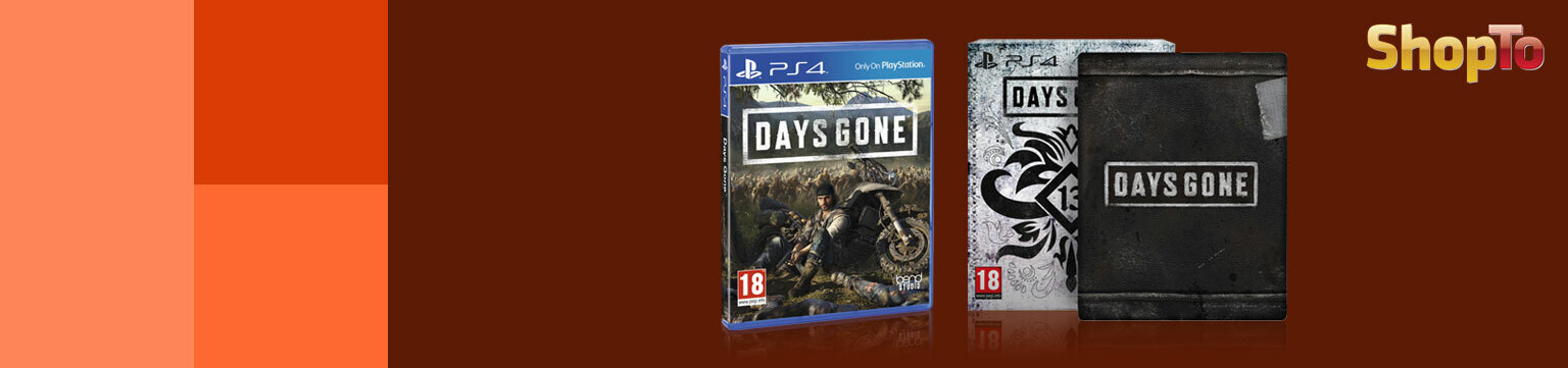 Days Gone PS4 New Release – Order Now!